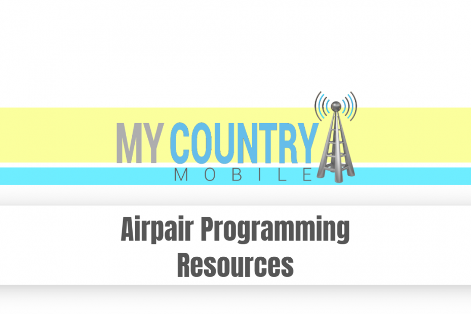 Airpair Programming Resources - My Country Mobile
