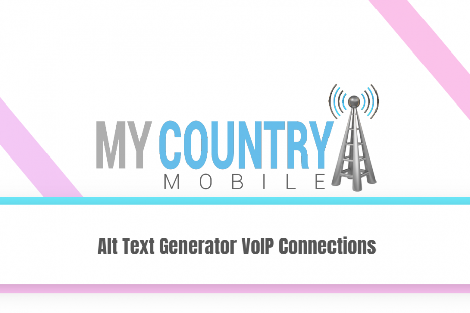 Alt Text Generator VoIP Connections - My Country Mobile